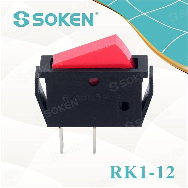 factory Outlets for Self-locking Push Key Button Switch -