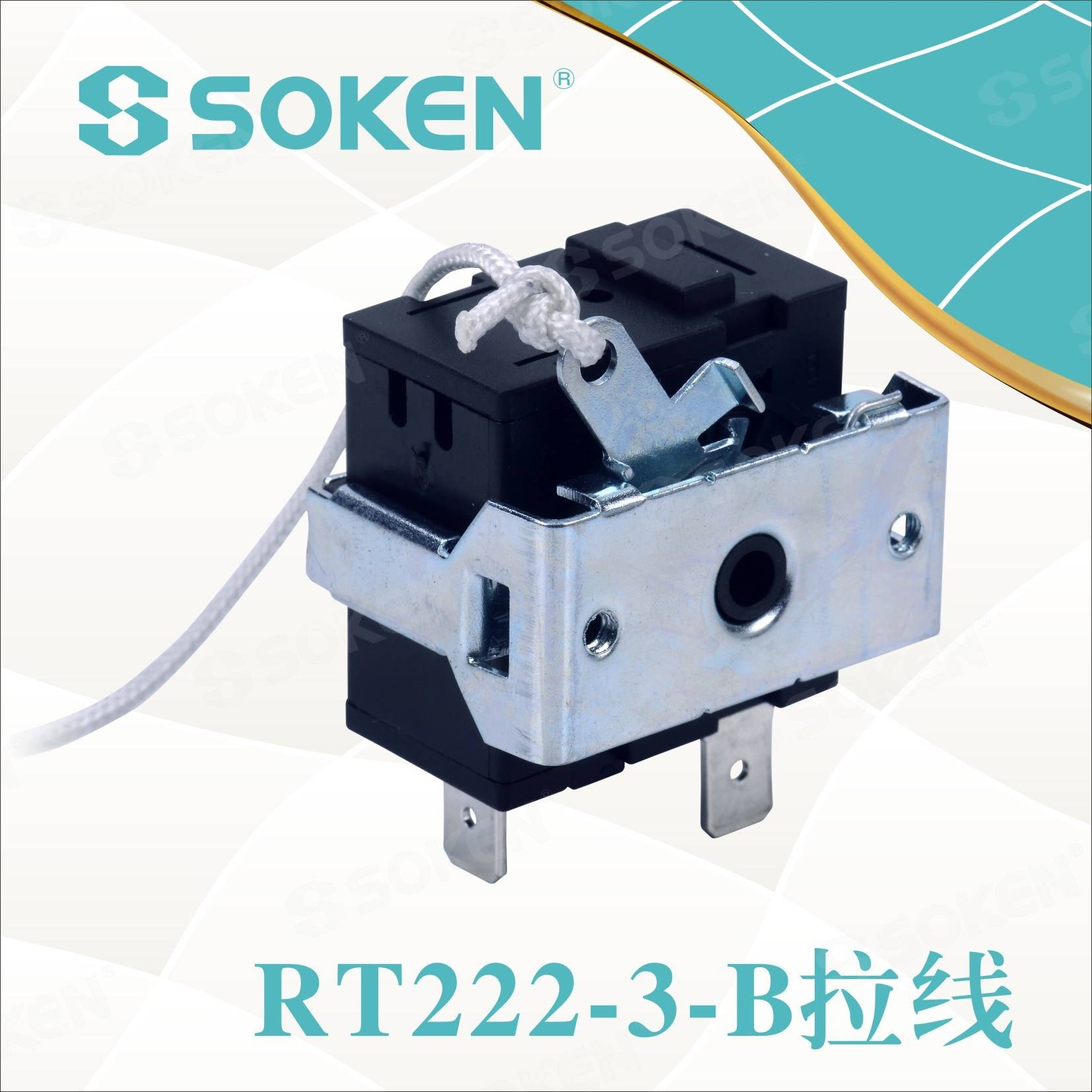 Soken 12 Position hanaisotra Chain Rotary Switch