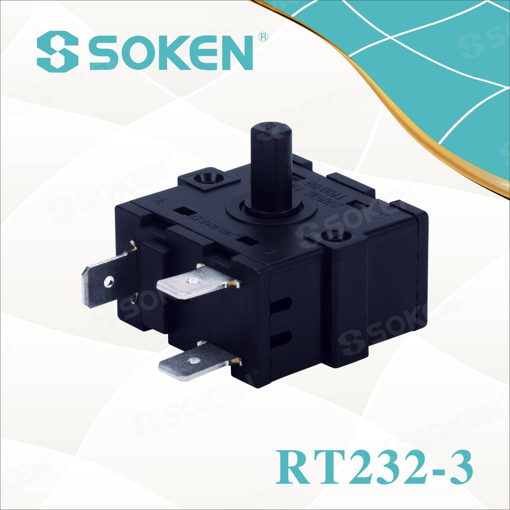 Good quality Rotary Switch Guitar -