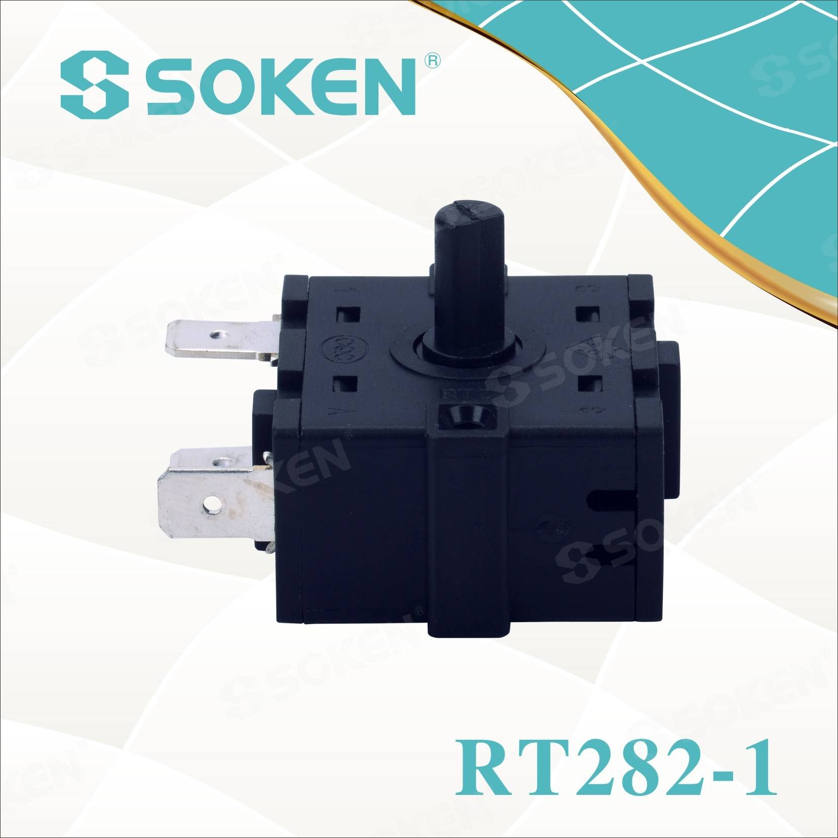 18 Years Factory 12v Waterproof Rocker Switch -