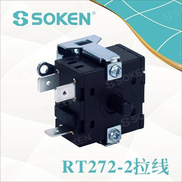 Super Lowest Price Multi Deck Rotary Switch -