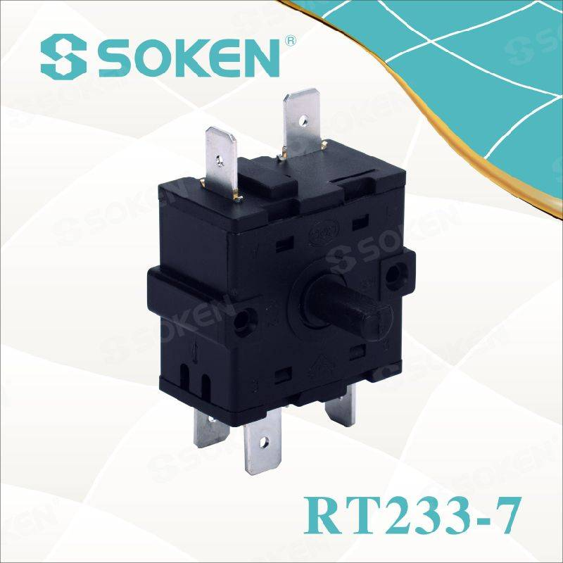 Soken Cooker Rotary Switch