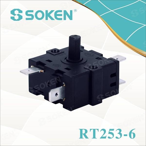 Factory Promotional Push Button Switch With Light -