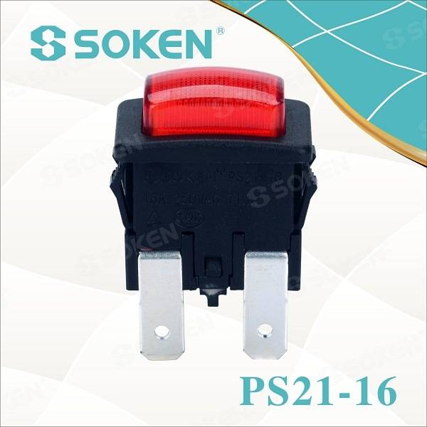 Factory Selling Push Switch 250v -
