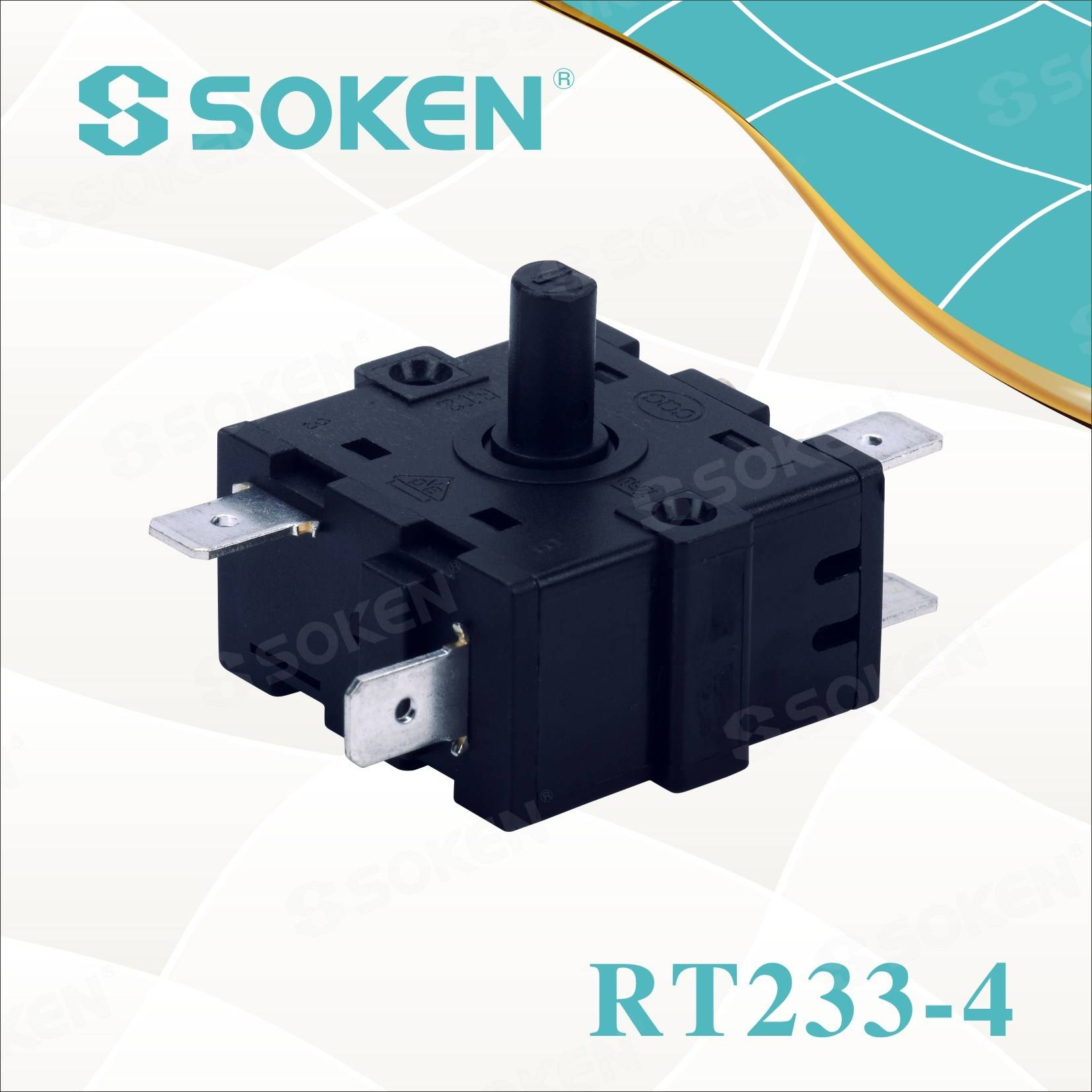 Good Quality Coded Rotary Switch -