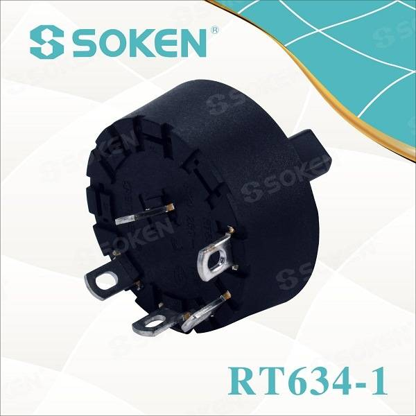 ODM Manufacturer Waterproof Rocker Switches -