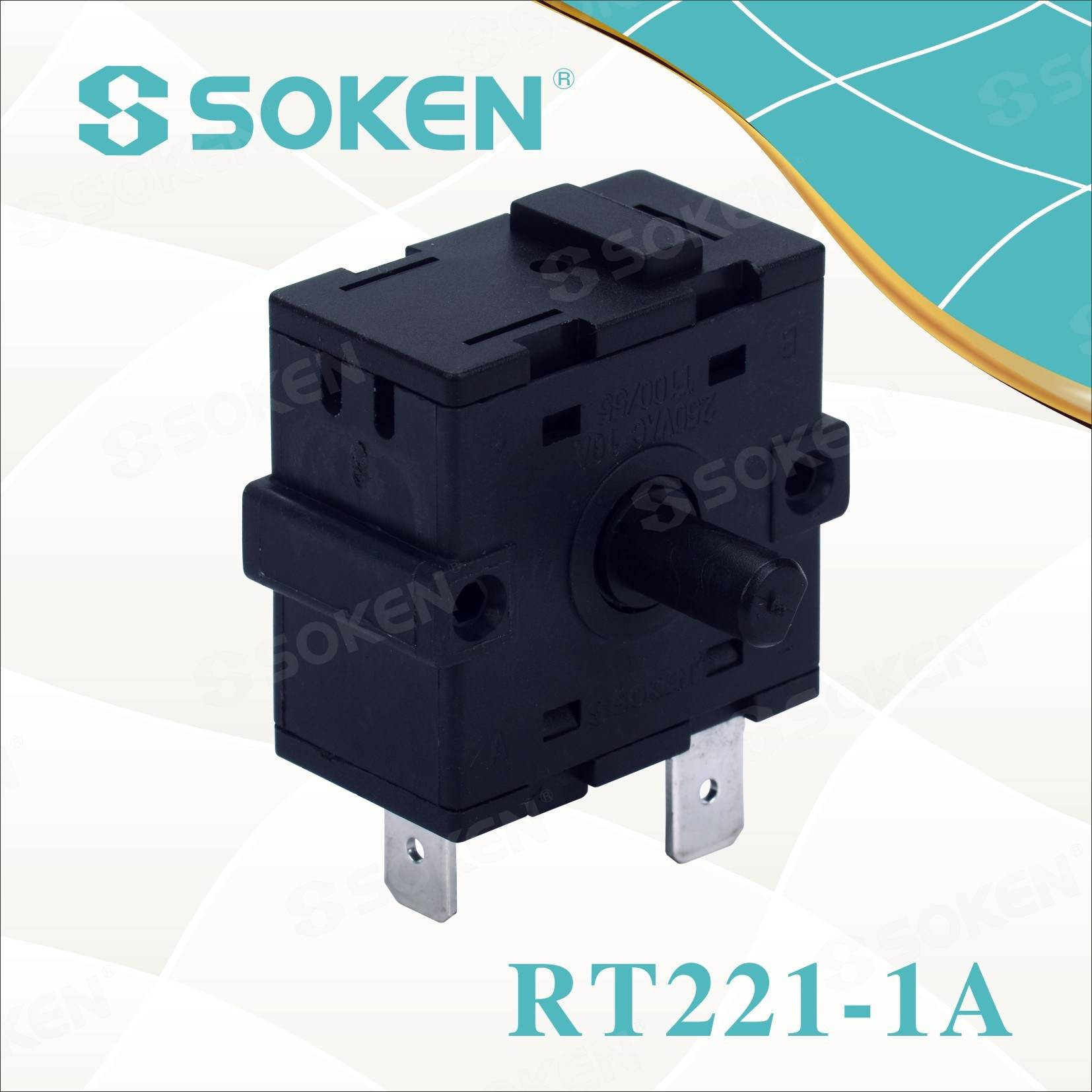 CE Certificate Changeover Switch -