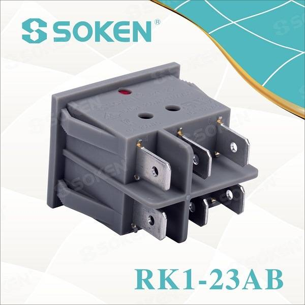 Professional China Rotary Volume Control Switch -