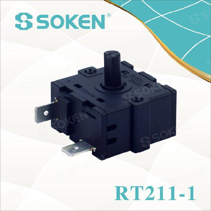 Soken Water Heater Rotary Switch