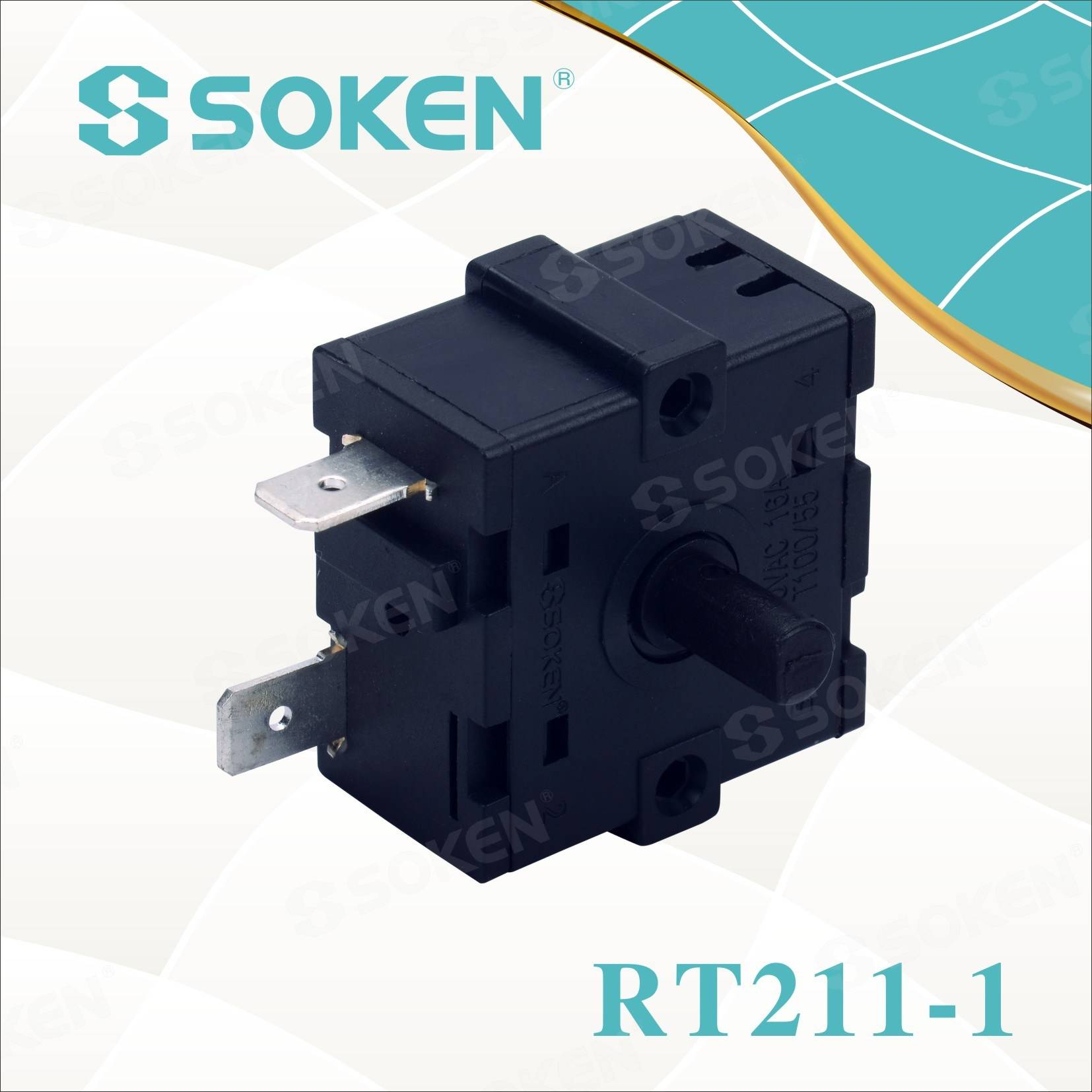 China New Product Industrial Leci Rs601 Rocker Switch -