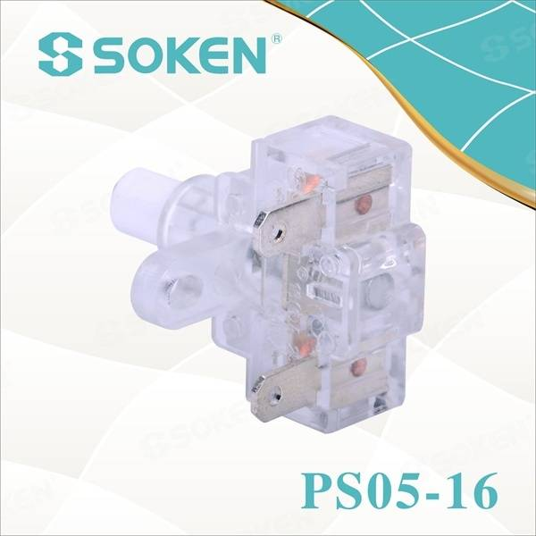Transparent Push Button Switch