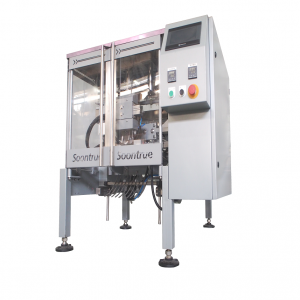 VFFS THREE SIDE SEALING  SUGAR PACKING MACHINE