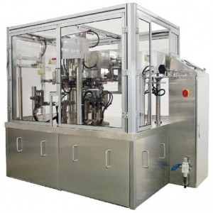 PREMADE BAG PACKING MACHINE FOR NOODLE PACKING MACHINE