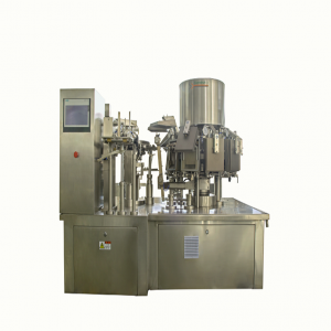 AUTOMATIC VACUUM PREMADE BAG PACKING MACHINE FOR PICKLED FOOD