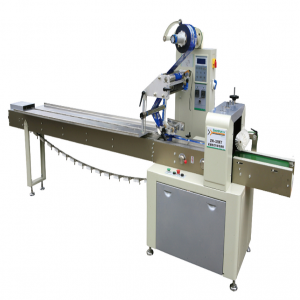 HYGIENIC TOWELETTE/NAPKIN TISSUE PACKING MACHINE WET TISSUE HORIZONTAL PACKING MACHINE