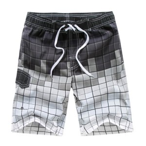 Quick dry comfortable board shorts printed mens custom beach shorts