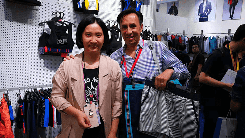 Canton Fair Swimwear Products Exhibition