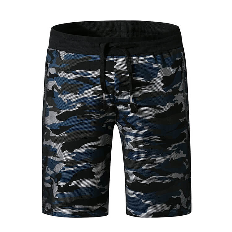 Quick dry custom mens beach board shorts,4 way stretch camo board shorts, mens beach wear Featured Image