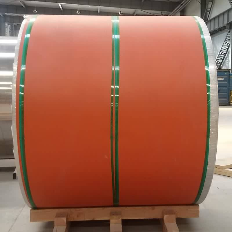 Aluminium coil packaging
