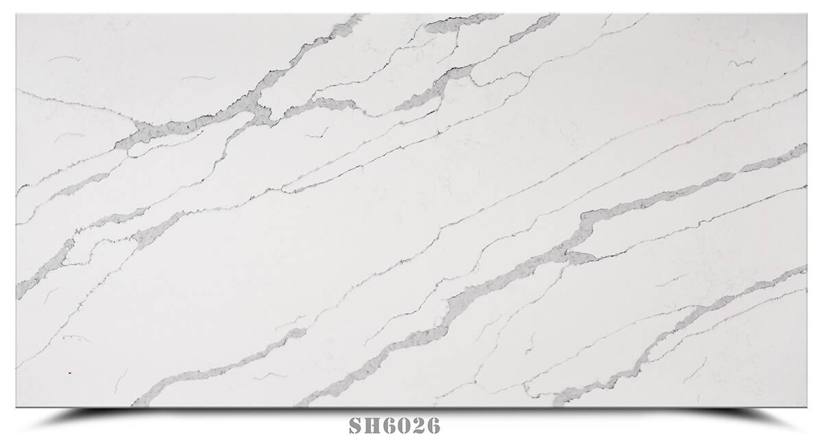 Artificial Quartz Slabs For Kitchen Countertop Featured Image