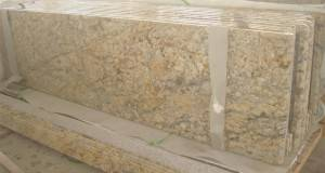OEM/ODM Factory Santa Cecilia Light Granite Slabs -