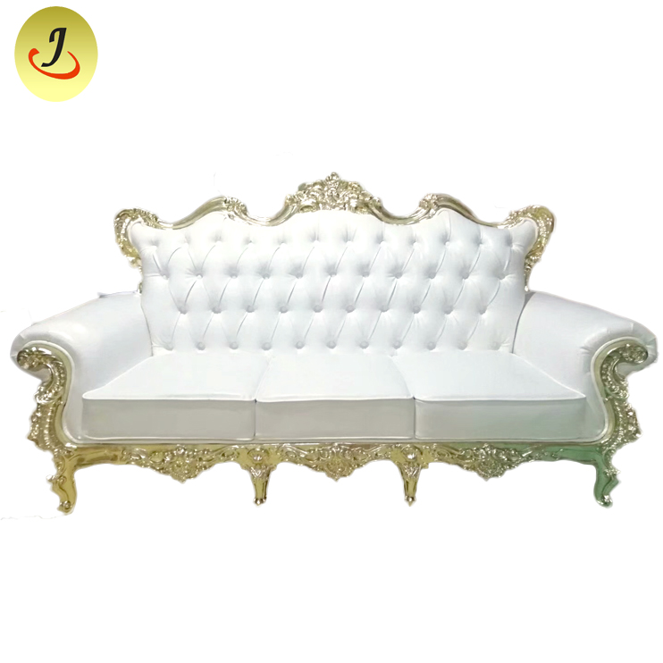 Foshan New Design Professional Hotel King Throne Chair /king throne sofa SF-k035 Featured Image