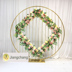 Fashion Flexible Lace Wedding Backdrop for Wedding Decoration Party SF-BJ025