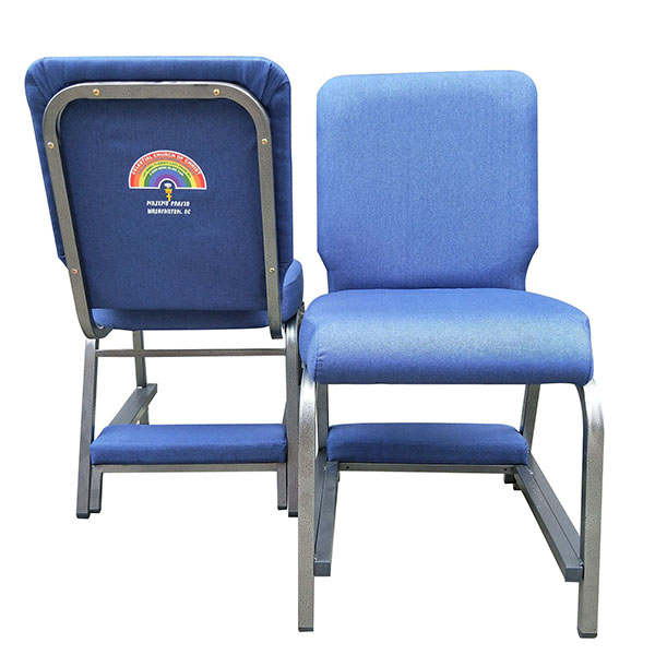 professional factory for Hot Sell Cheap Modern Church Chair -