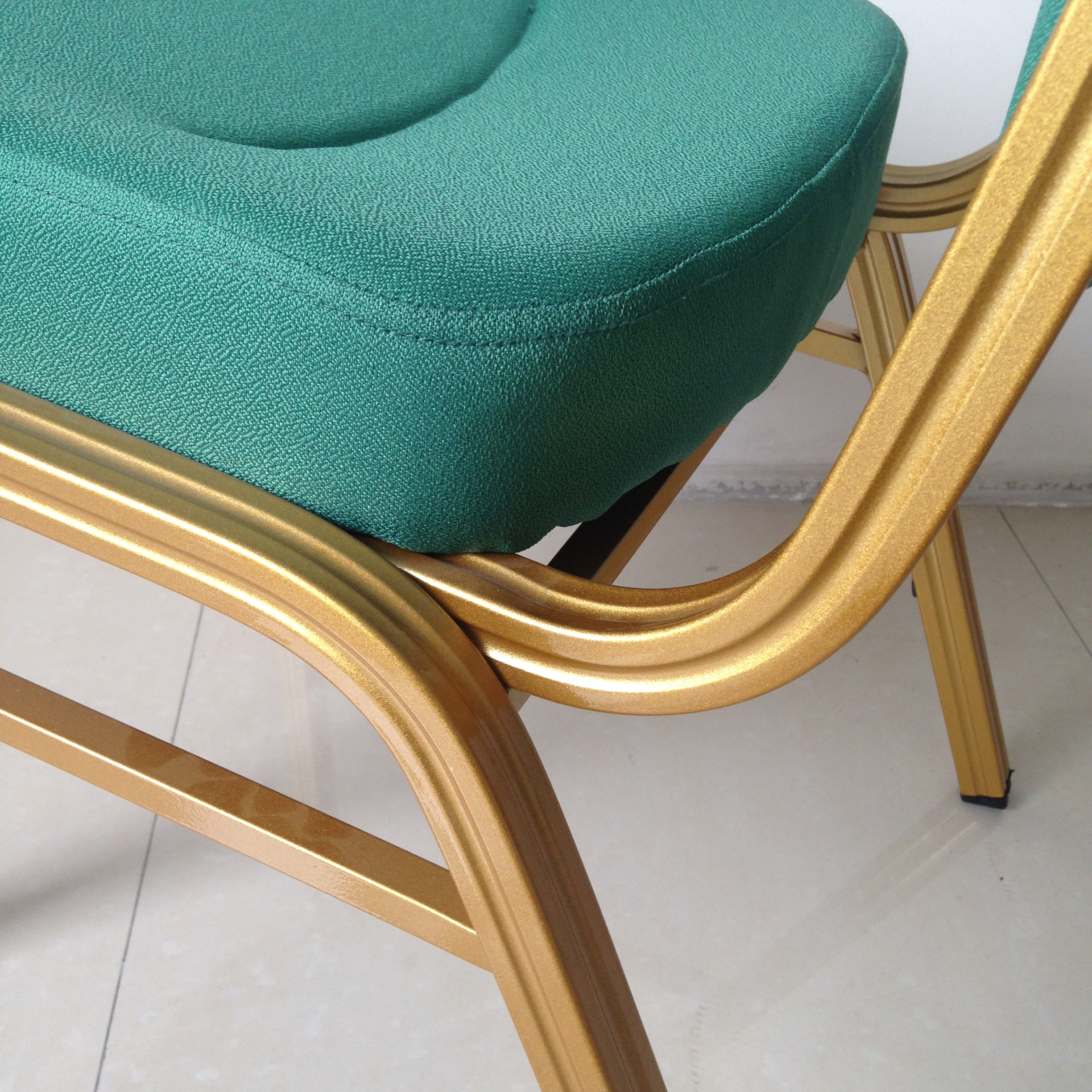 OEM Supply Aluminium Banqueting Chairs -