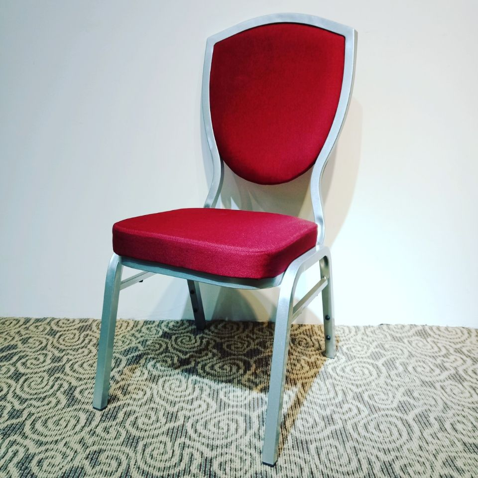 Low MOQ for Fabric Church Chairs For Sale -