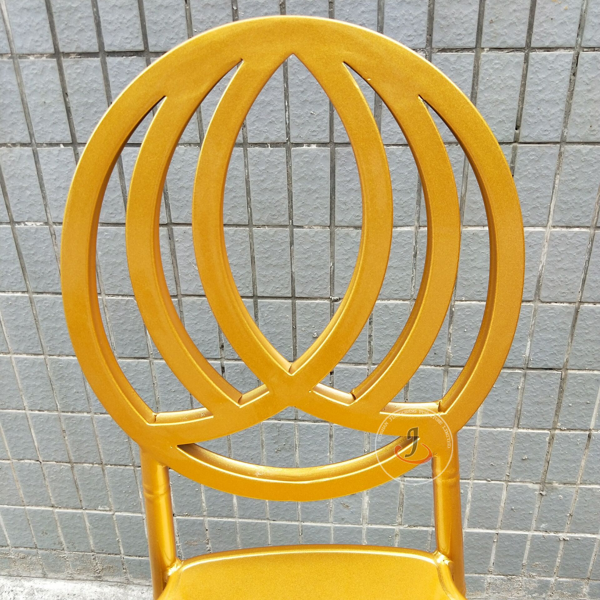 Low MOQ for Connector Church Chair -