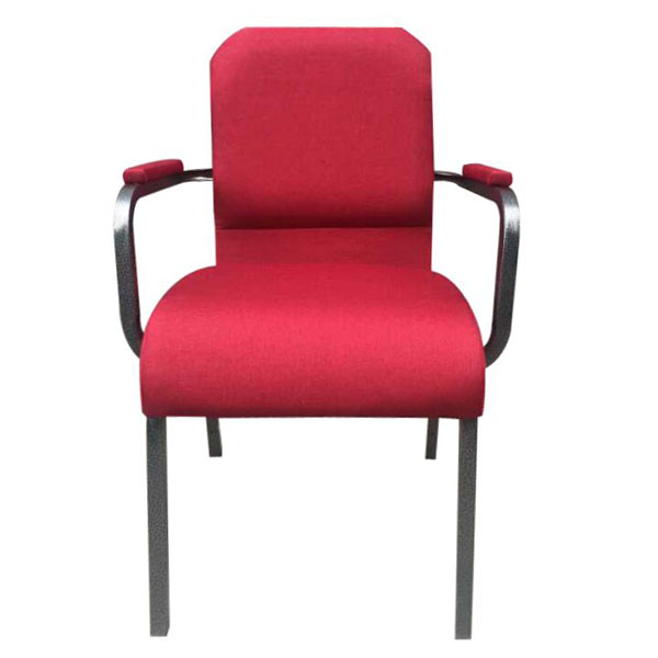 OEM manufacturer Padded Church Auditorium Chair -