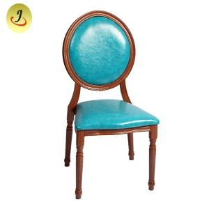 Wood imitated louis chair  SF-FM25