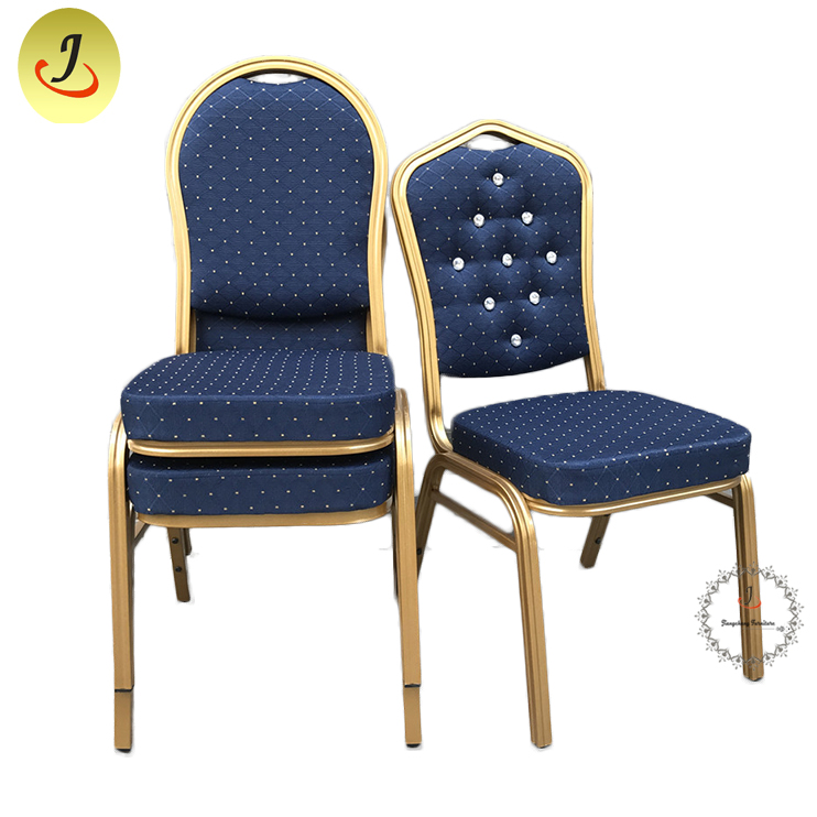 Wholesale Price Luxury Modern Metal Banquet Chairg SF-028 Featured Image