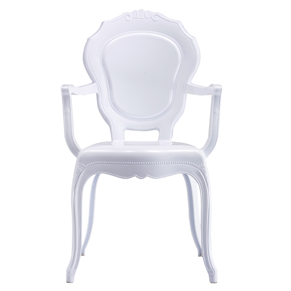 OEM Supply Wedding Chair With Armrest -