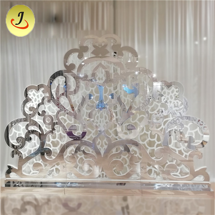 Fashion Flexible Lace Wedding Backdrop for Wedding Decoration Party SF-BJ025 Featured Image