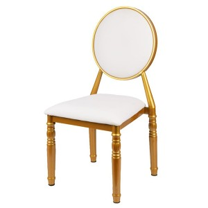 Metal banquet chair SF-G05