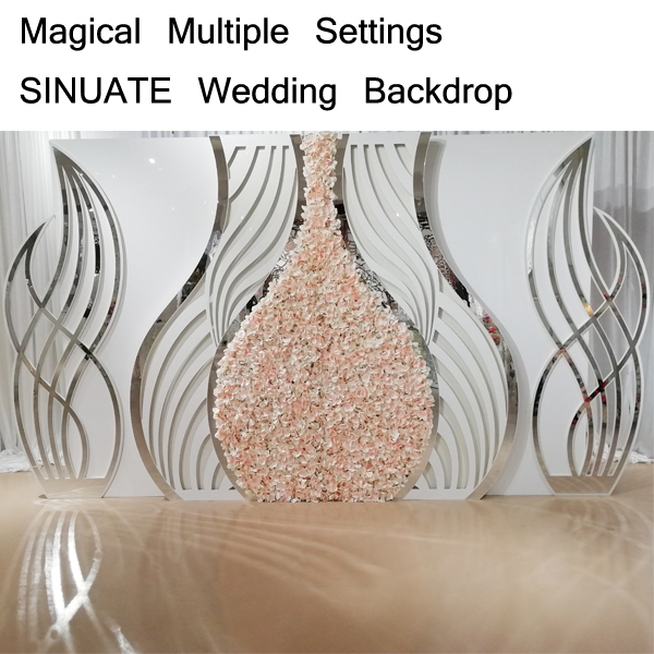 Magical Multiple Settings SINUATE Backdrop SF-BJ04 Featured Image