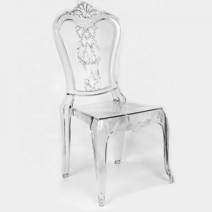 Prince transparent chair SF-X04