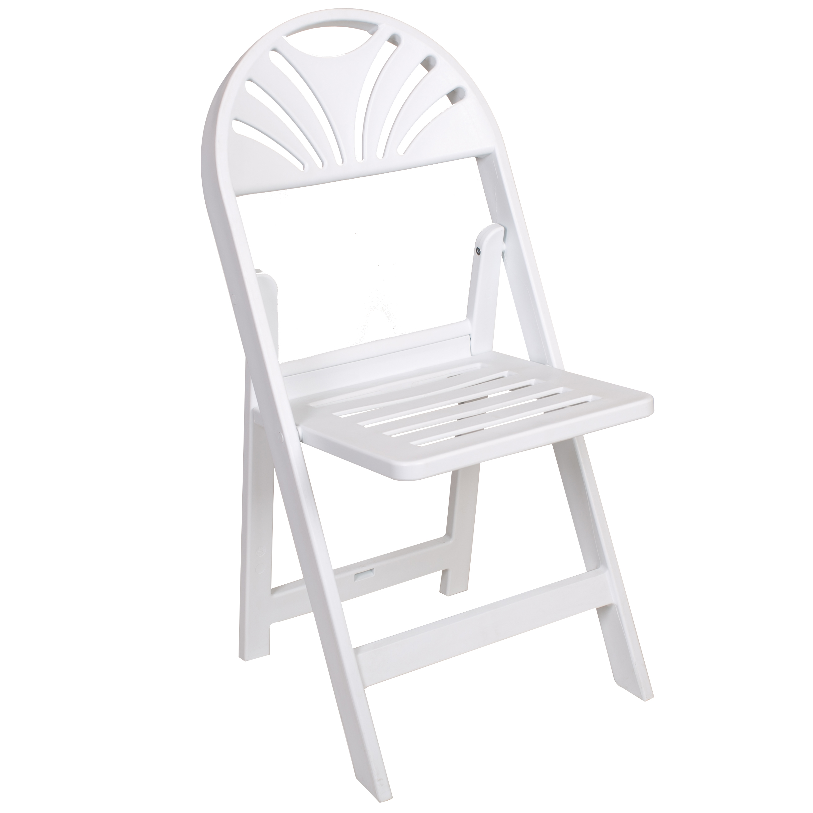 Fan back folding chair SF-T09 Featured Image