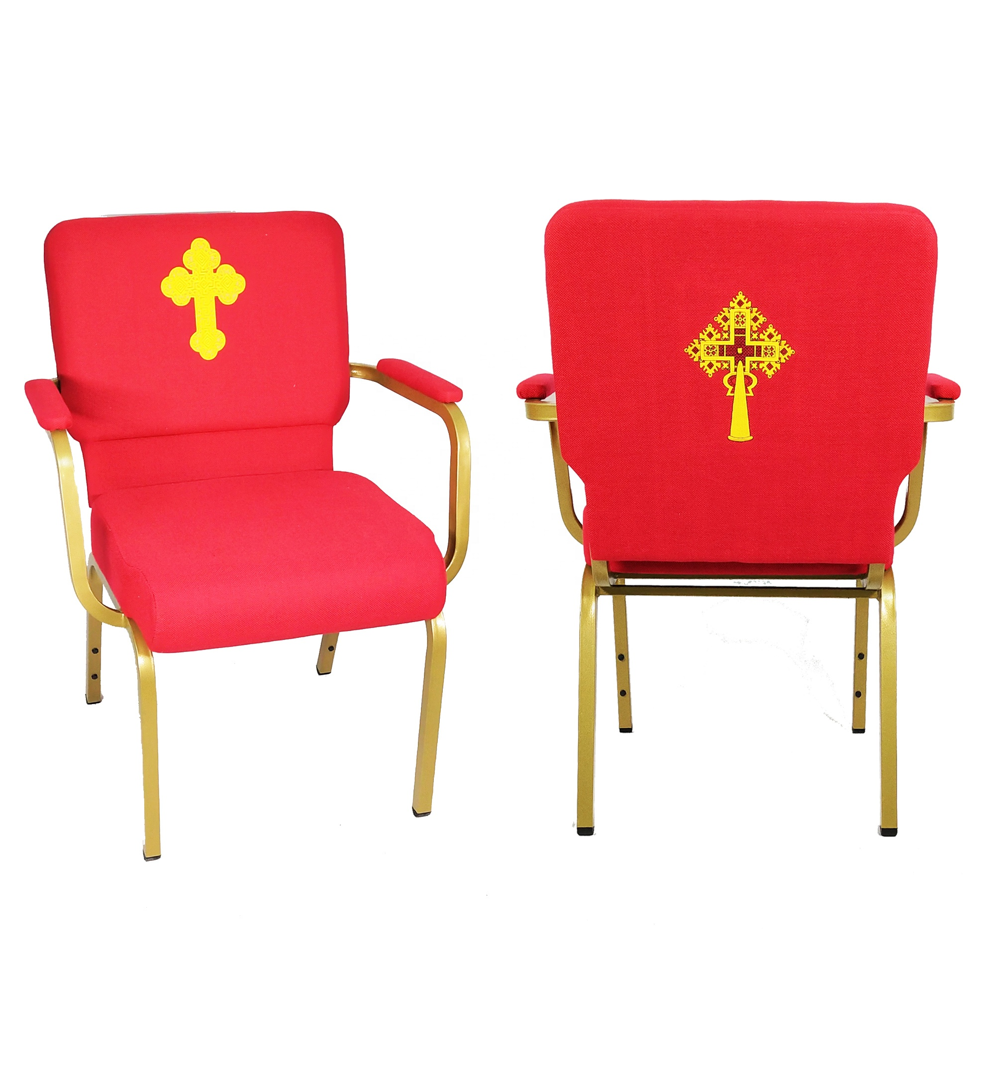 Armrest church chair Featured Image
