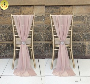 Modern Wedding Popular Exquisite Decoration Lace Chair Cover SF-YZC02
