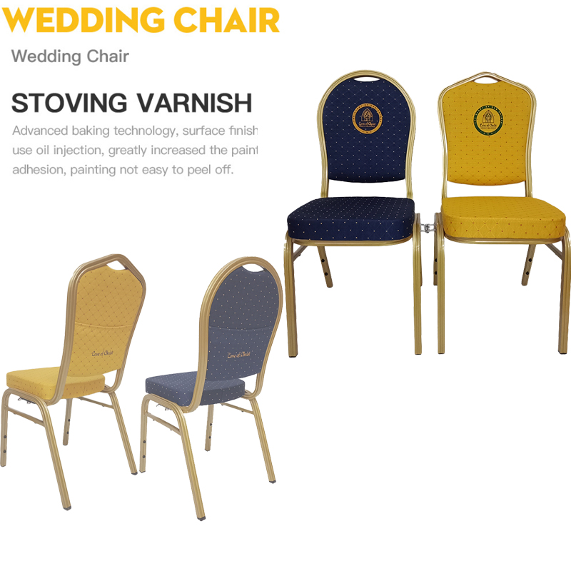 See Our New Silver banquet Chair with Connection buckle