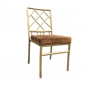 Factory best selling High Quality Church Chair Pew -<br />  Garden Chairs Wedding SF-09 - Jiangchang Furniture