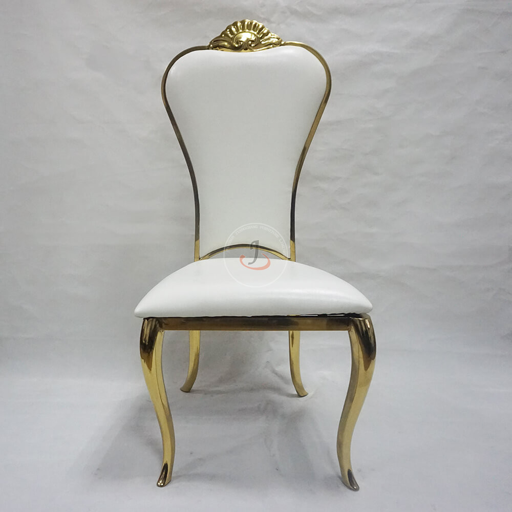 Factory made hot-sale Plastic Chairs With Metal Leg -