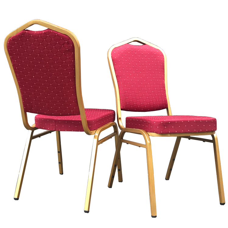 Factory Supply Stackable Interlocking Church Chair -