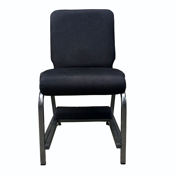 Factory For Price Folding Church Chair With Writing Table -