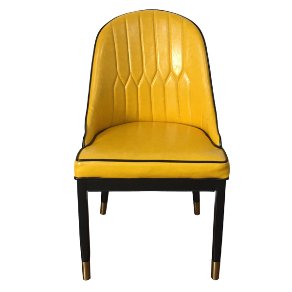 Manufactur standard Iron Stackable Used Church Chair -