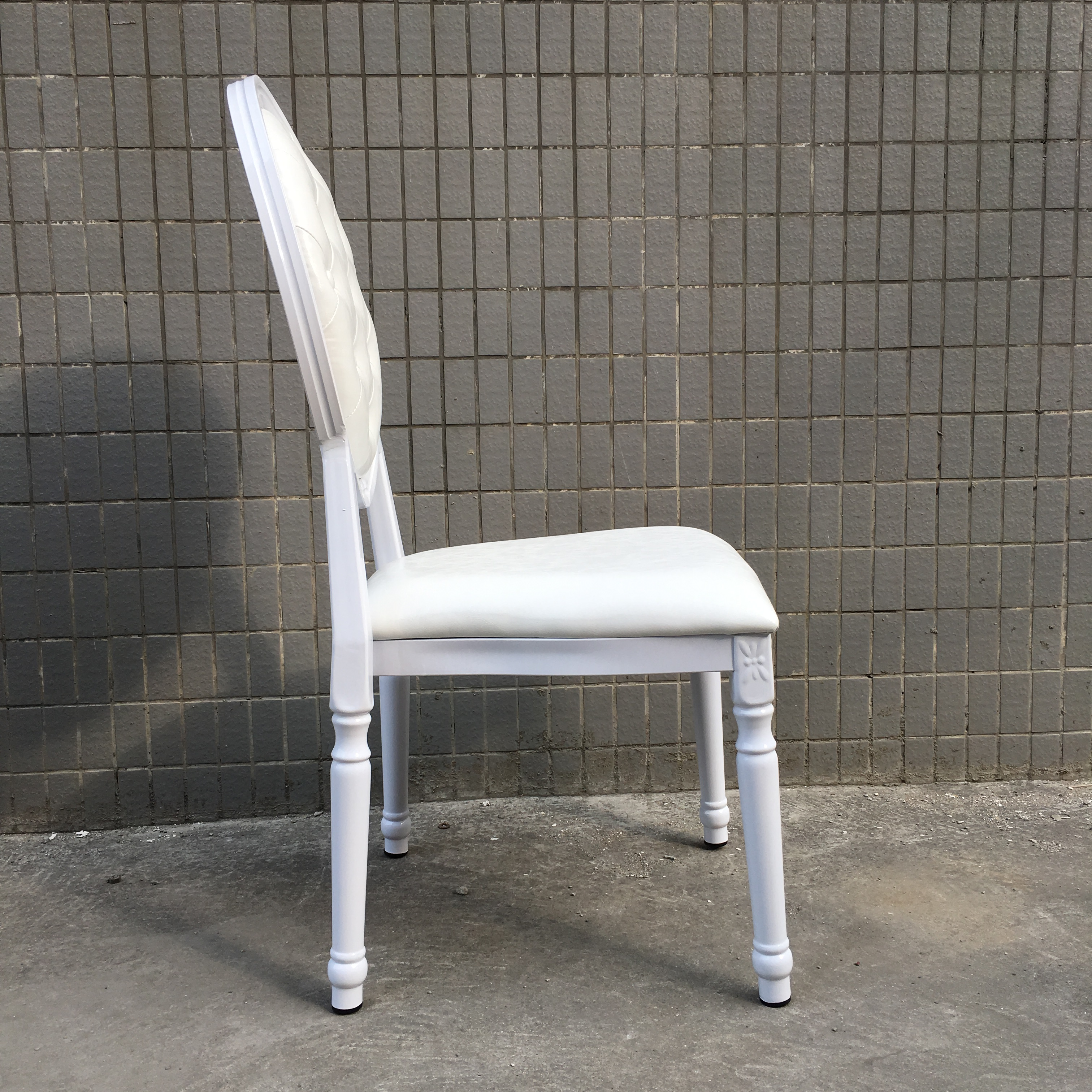 Factory wholesale Steel Pulpit Church Chair -
