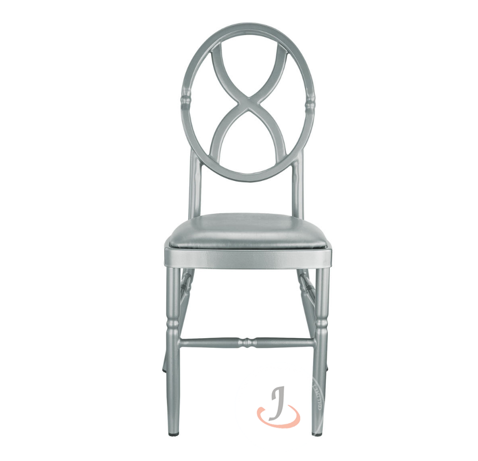 One of Hottest for Modern Metal Chair Church Chair With Arms -